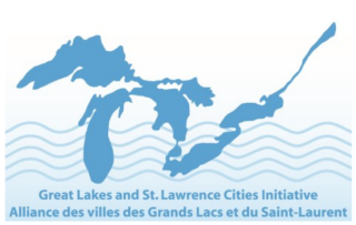 Great Lakes and St Lawrence Cities Logo