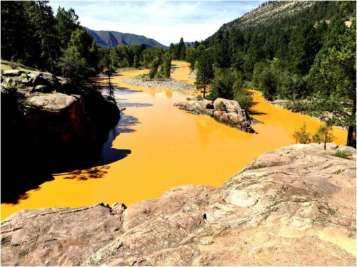 Gold King Mine Spill