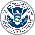 Seal of the US DHS Image