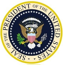 WH presidential seal