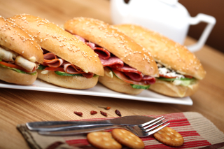 Sub Sandwich 2