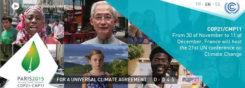 UN Conference on Climate Change