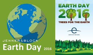 Earth Day 2016 J&B and earthday-org