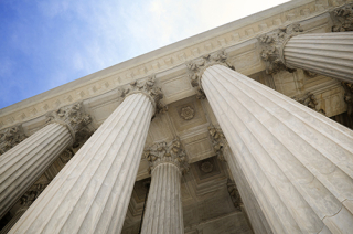 Supreme Court Pillars - iStock_000017257808Large